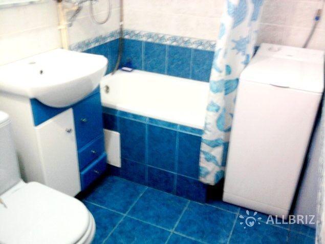 2х комнатная квартира – санузел