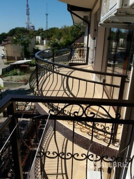 2х комнатный номер - балкон