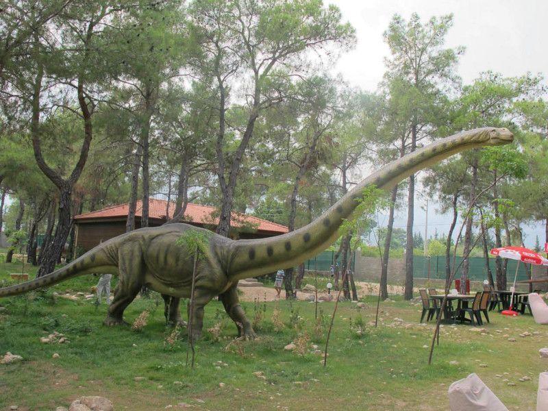 Динопарк в Кабардинке