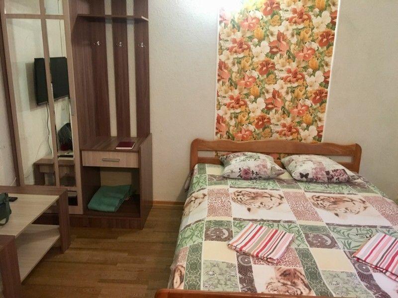 2х местный номер с двуспальной кроватью