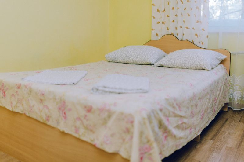 3х местный номер с двуспальной кроватью
