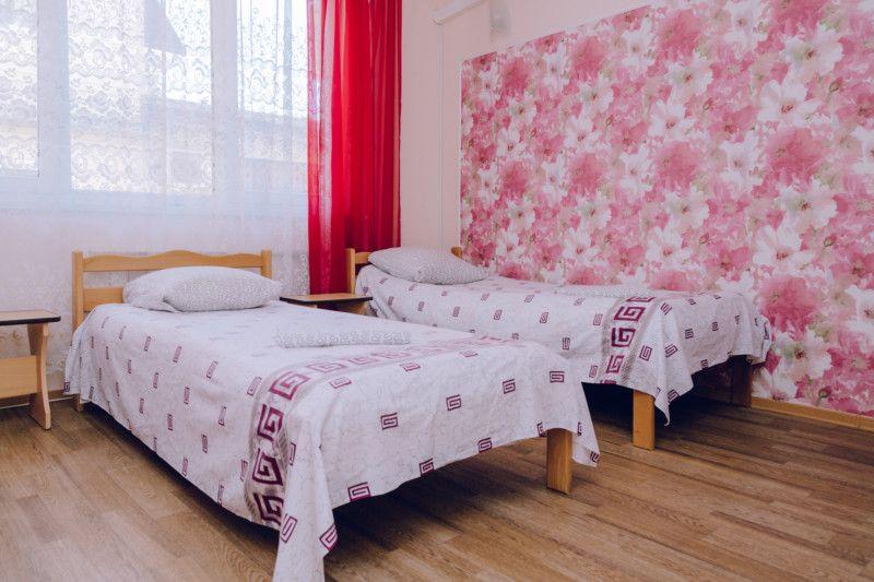 3х местный номер с раздельными кроватями