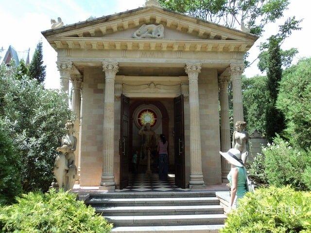 Павильон античности