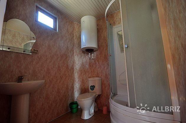 """""""Стандарт"""", 2х местный, 1 комнатный - санузел"""