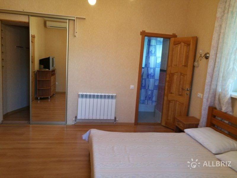 Однокомнатный 2х местный с санузлом в номере и балконом