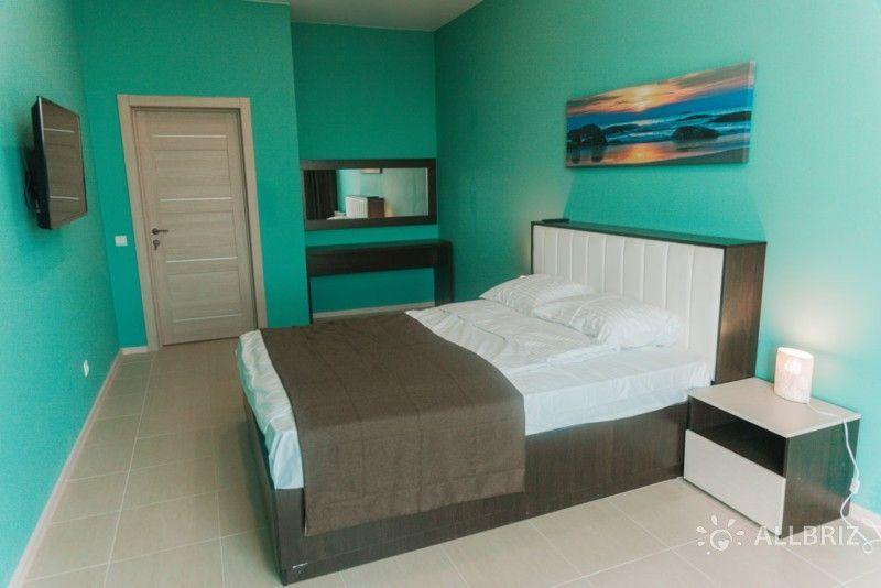 2х комнатные апартаменты