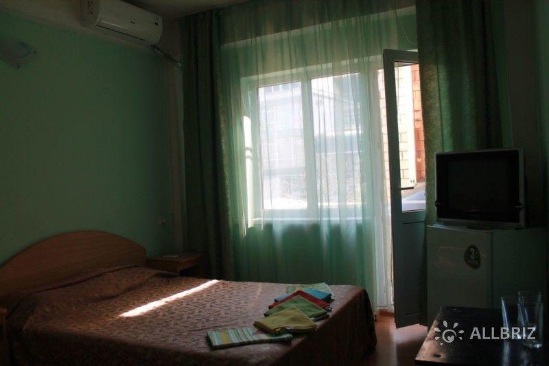 2х комнатный блочный номер (2+2)