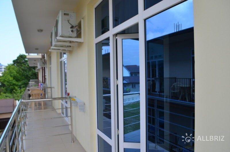 Полулюкс 2х местный - балкон