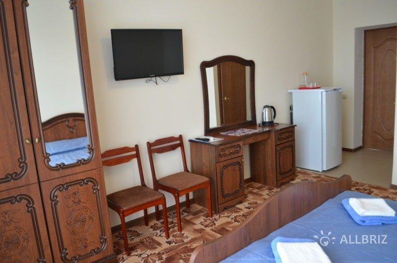 Полулюкс 2х местный - комната