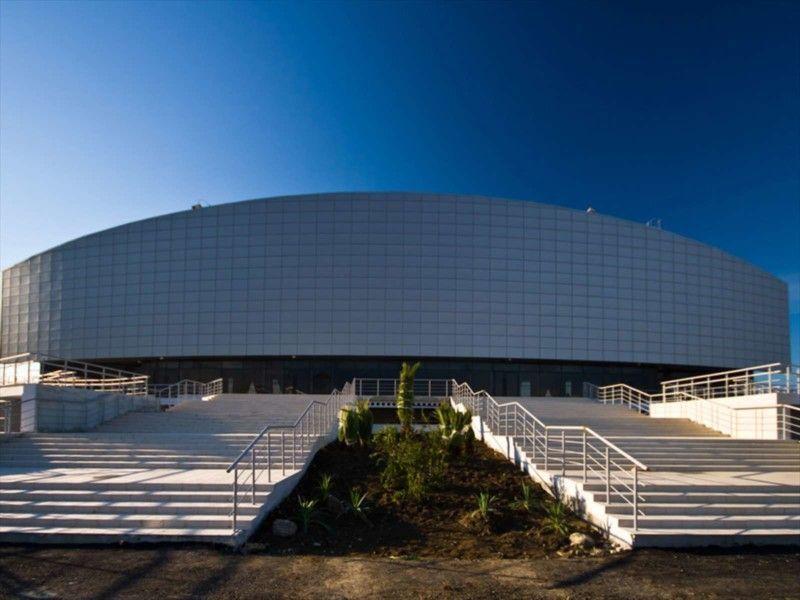 Керлинговый центр «Ледяной куб»