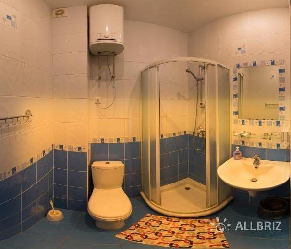 Двухместный эконом - ванная комната