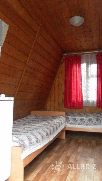 Закарпатский домик с ТВ и холодильником