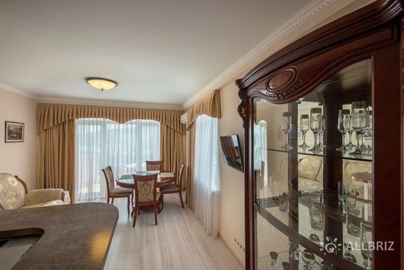 2х комнатные апартаменты класса люкс с видом на море