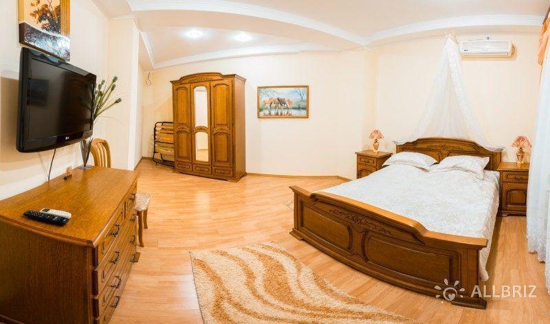 Апартаменты - спальня
