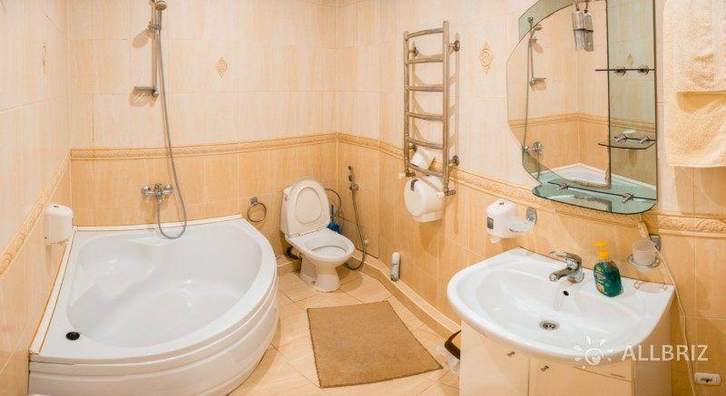 Апартаменты - ванна