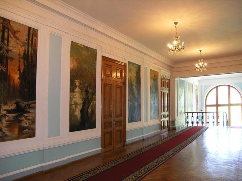 Дворец Кузнецова - 2 этаж