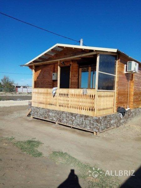 Уютный жилой домик 30 кв. м.