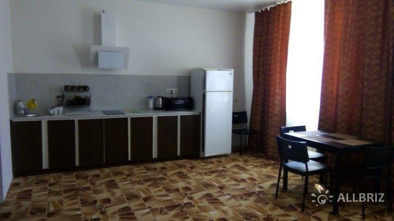 2х комнатный 4-6 местный номер квартирного типа