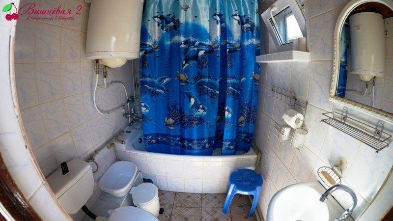 Египет - санузел с ванной