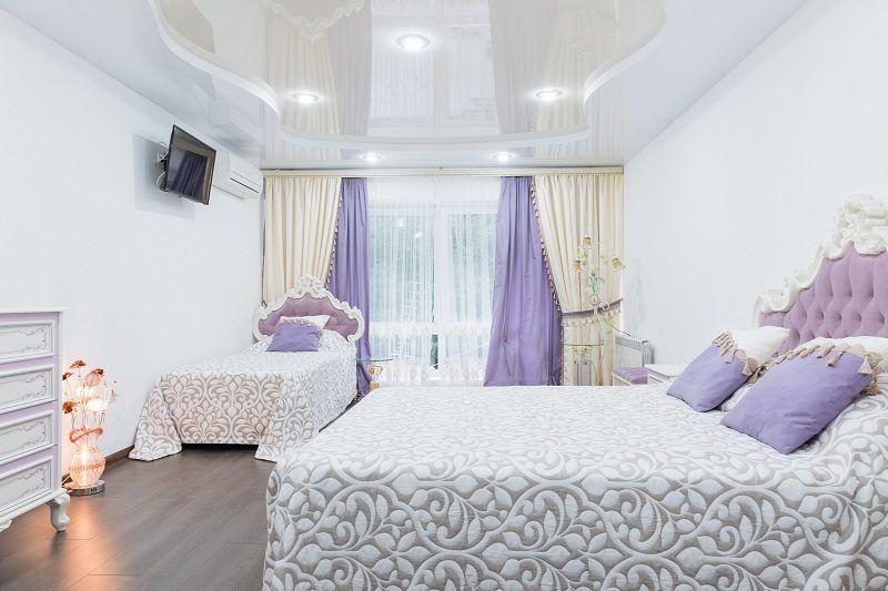 двухуровневые апартаменты