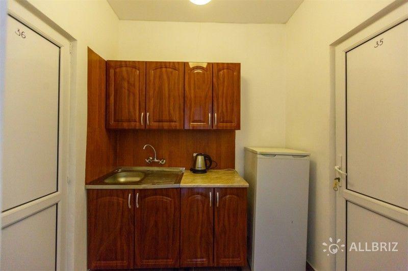Апартаменты (квартира с кухней)