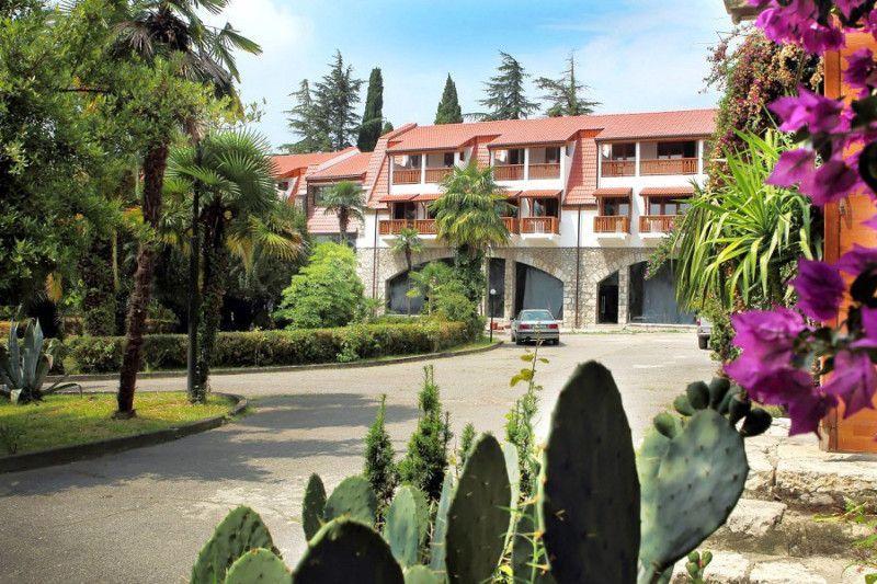 Гостиница Абаата