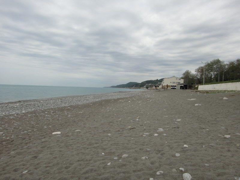 ширина нашего пляжа