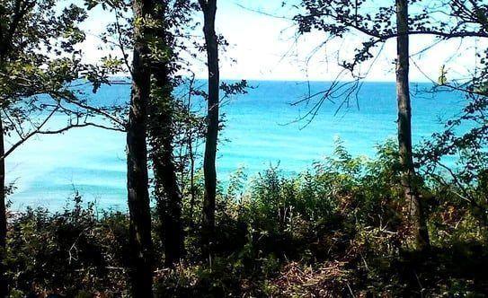 Вид на море с 3 яруса