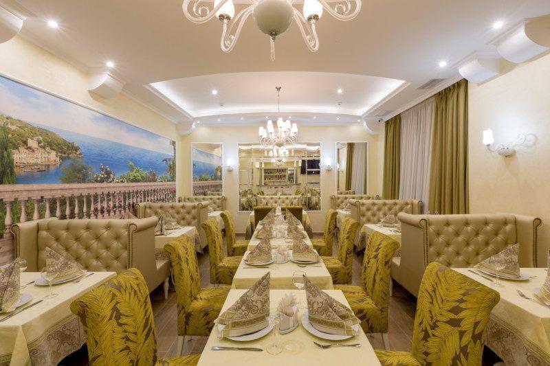 Ресторан в отеле