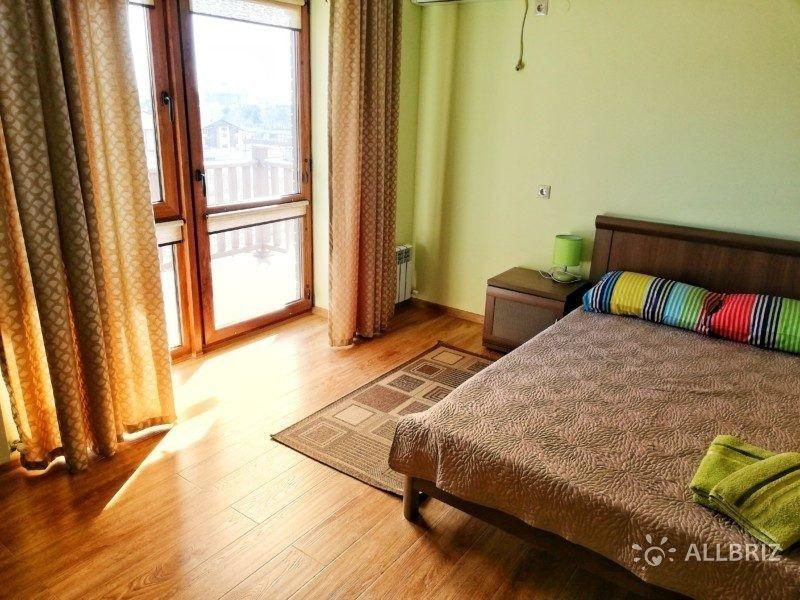 4х местный с кухней. 2 комнаты (2 балкона)