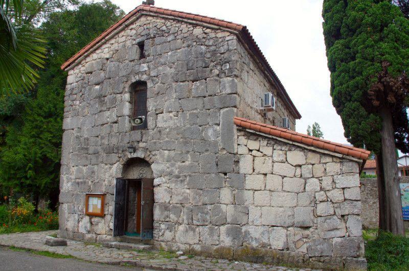 Церковь Абаата