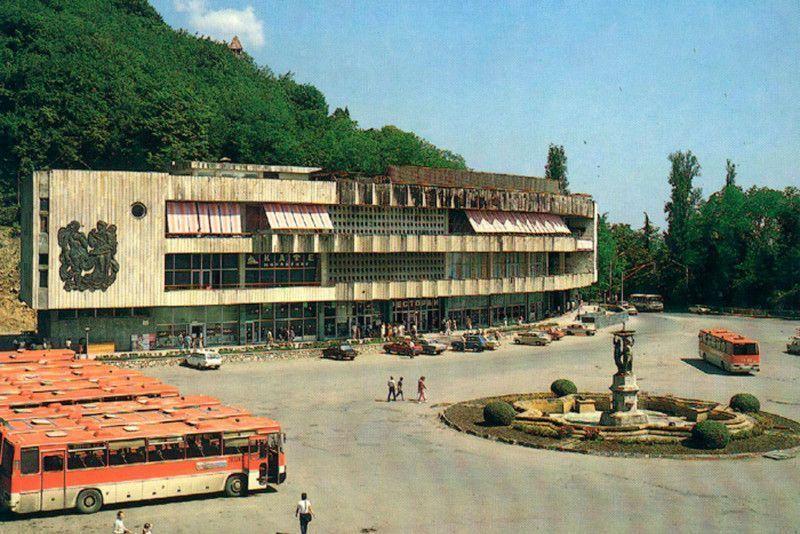 Торговый центр «Жоэквара» в советские годы