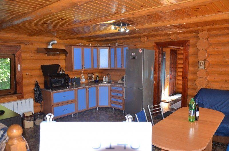 Дом на 2-5 человек - кухня