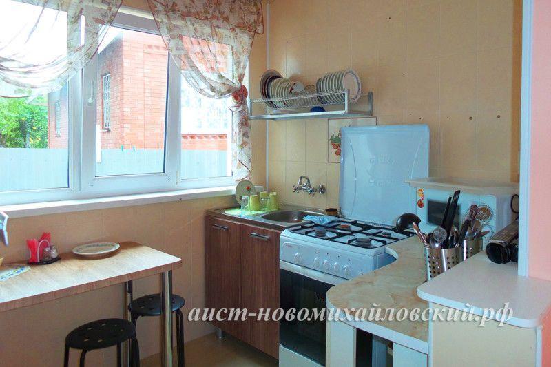 Студия с кухней в номере