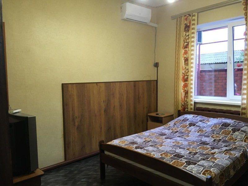 Двухместный - Номер с двухспальной кроватью