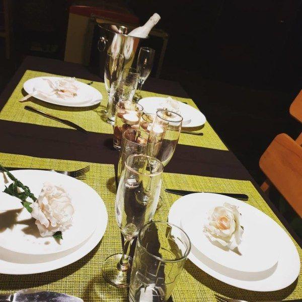 Романтические ужины
