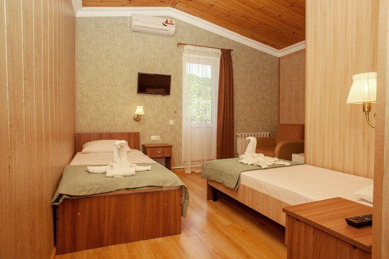2+1 раздельная кровать