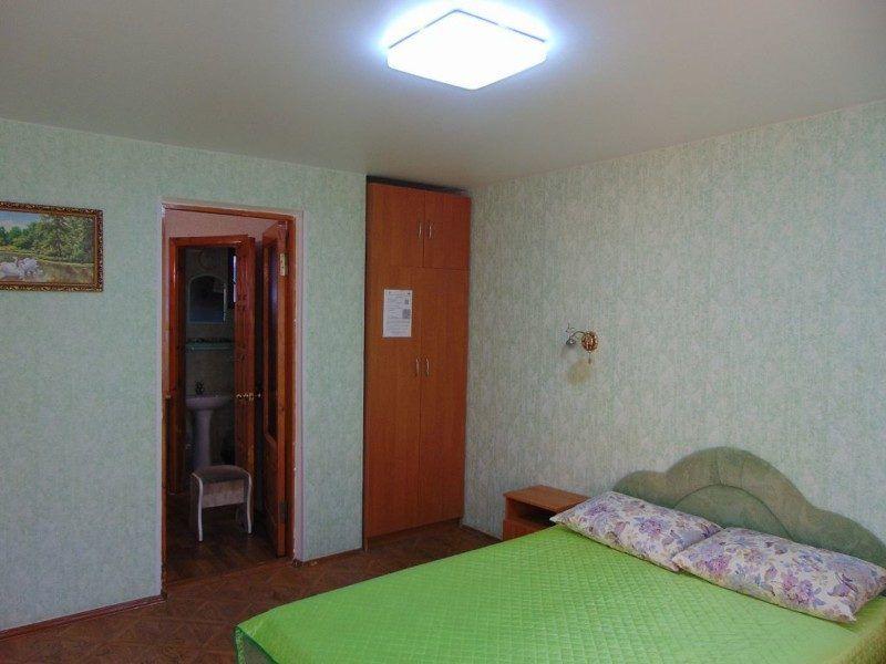 """трехместный номер """"Мята"""" с кухней в отдельной комнате на 2 этаже (корпус Б)"""