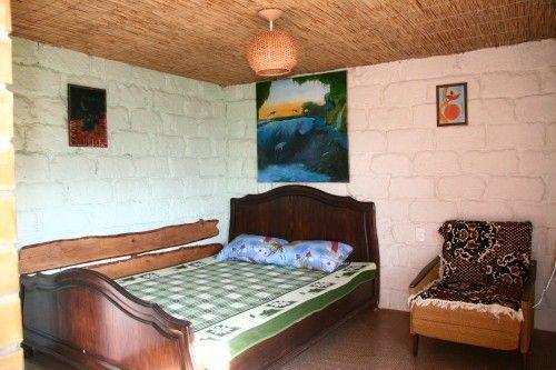 Однокомнатный трехместный домик