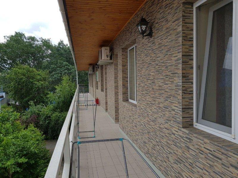 Полулюкс 2х, 3х и 4х местный с общим балконом 2-3 этаж - общий балкон