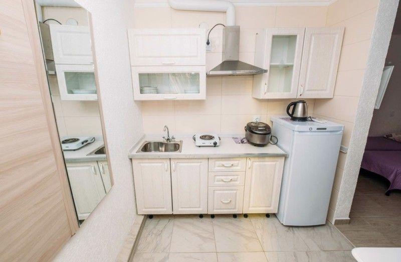 3х местный номер с кухней