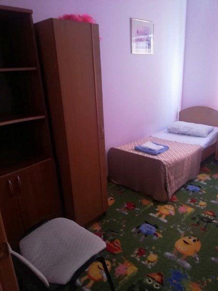 Две комнаты  и двухспальный раскладной диван