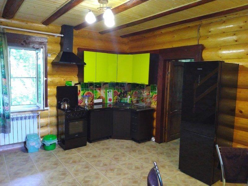кухня во втором доме