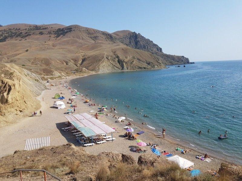 Пляж Меганом