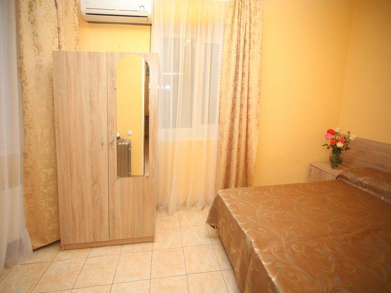2-комнатный на 5 чел с 2-балконами