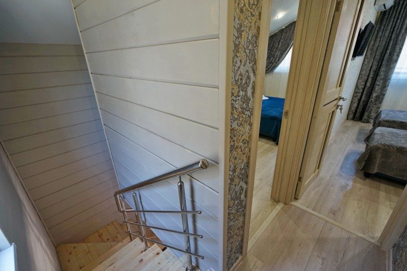 Коттедж 3 - Лестница