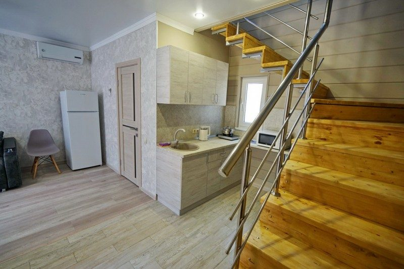 Коттедж 1 - Мини-кухня
