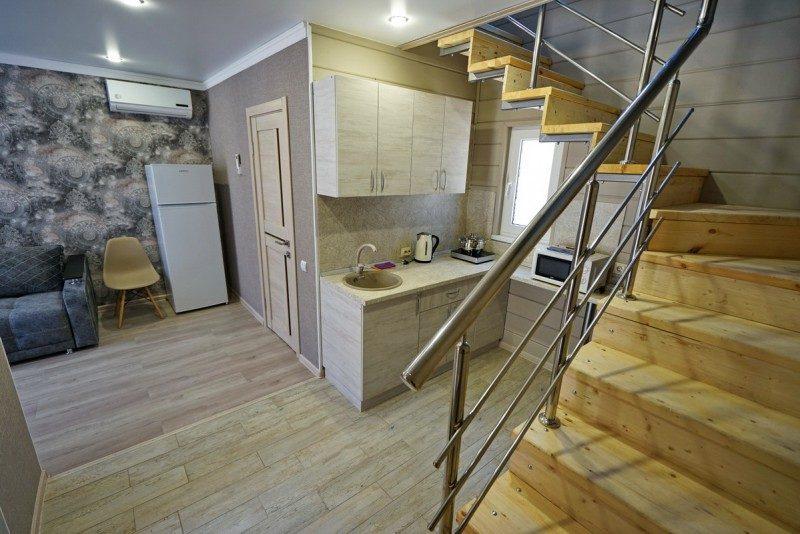 Коттедж 2 - Мини-кухня